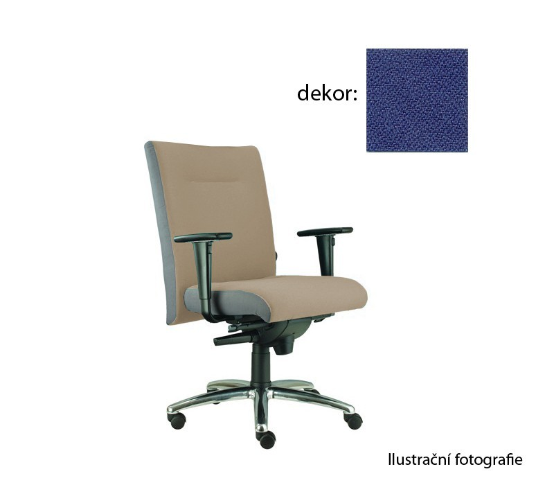 kancelářská židle Asidum s područkami, synchro P (bondai 6016, sk.2)