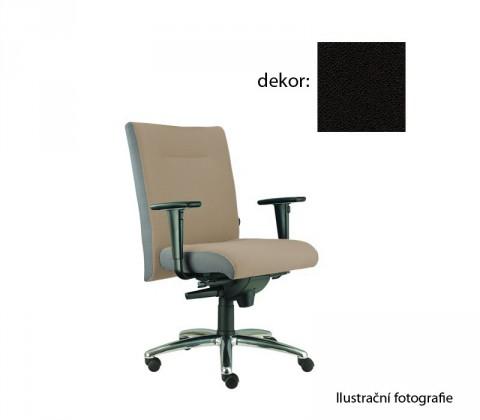 kancelářská židle Asidum s područkami, synchro P (bondai 8033, sk.2)