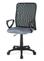 Kancelářská židle Beata šedá