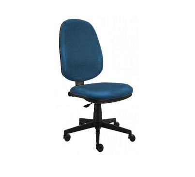 kancelářská židle Bruno - bez područek, E-synchro (potah - kůže)