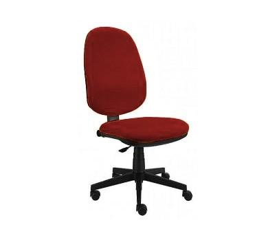 kancelářská židle Bruno - bez područek, E-synchro (potah - látka)
