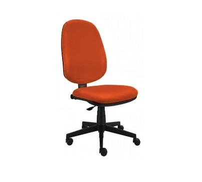 kancelářská židle Bruno - bez područek (potah - syntetická kůže)