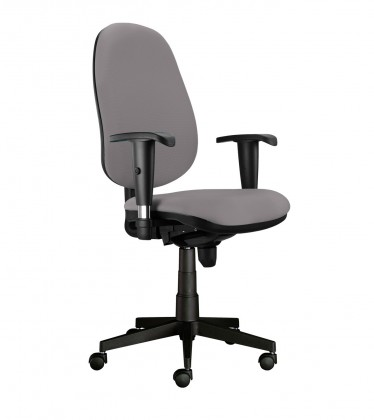 kancelářská židle Bruno - bez područek, T-synchro (potah - látka)