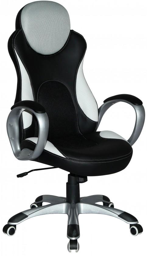 kancelářská židle Carter -Kancelářské křeslo, mechanismus tilt, područky