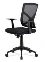 Kancelářská židle Clara černá