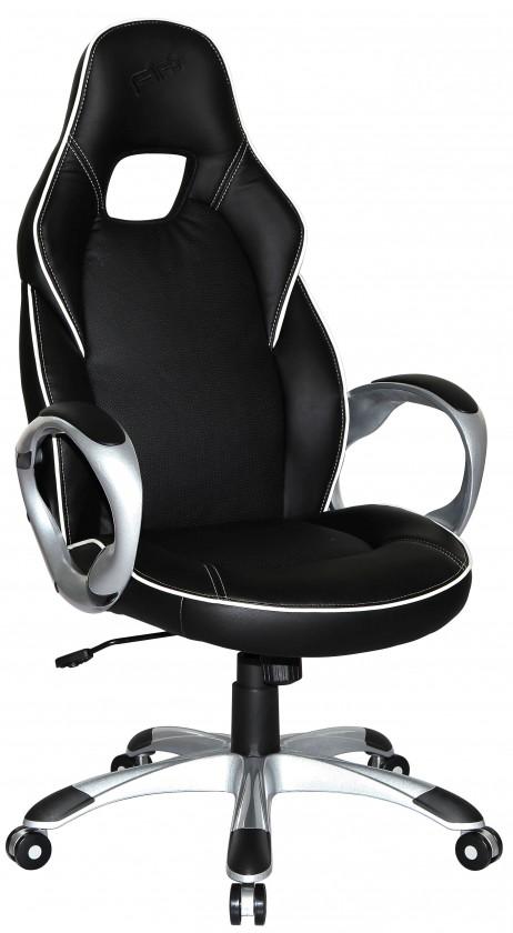 kancelářská židle Deluxe - Kancelářské křeslo, mechanismus tilt, područky