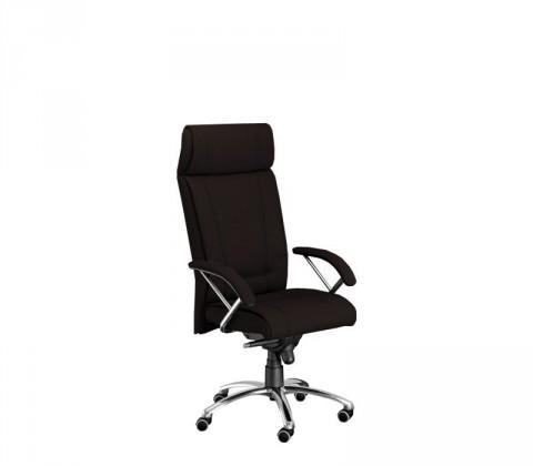 kancelářská židle Demos Boss - Kancelářská židle s područkami (alcatraz 17)