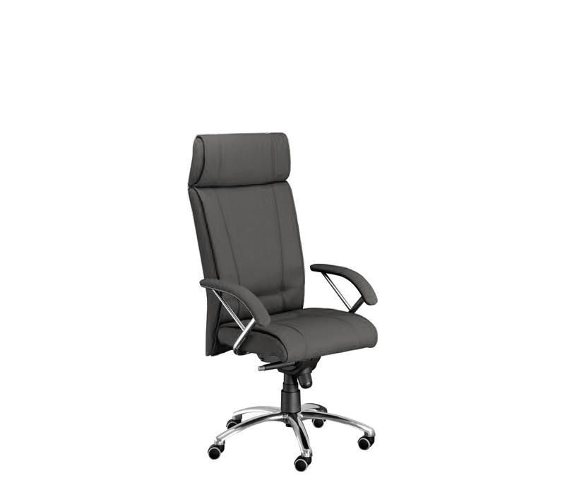 kancelářská židle Demos Boss - Kancelářská židle s područkami (alcatraz 19)