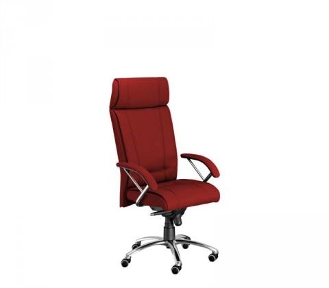 kancelářská židle Demos Boss - Kancelářská židle s područkami (alcatraz 5)