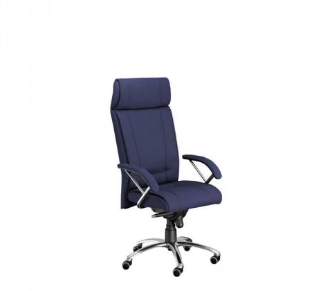 kancelářská židle Demos Boss - Kancelářská židle s područkami (alcatraz 9)