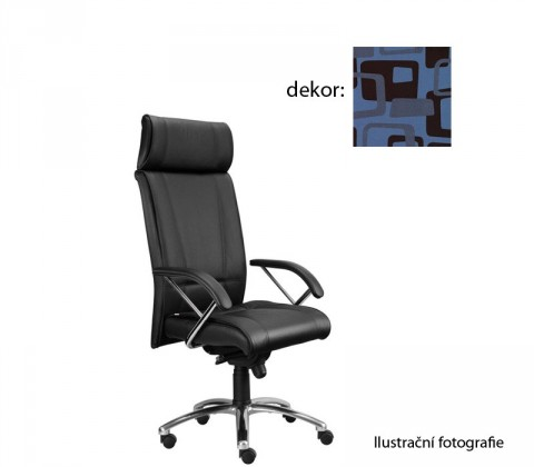 kancelářská židle Demos Boss - Kancelářská židle s područkami (norba 97)