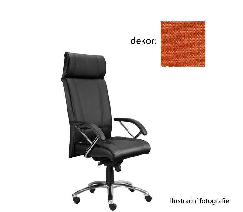 kancelářská židle Demos Boss - Kancelářská židle s područkami (pola 115)