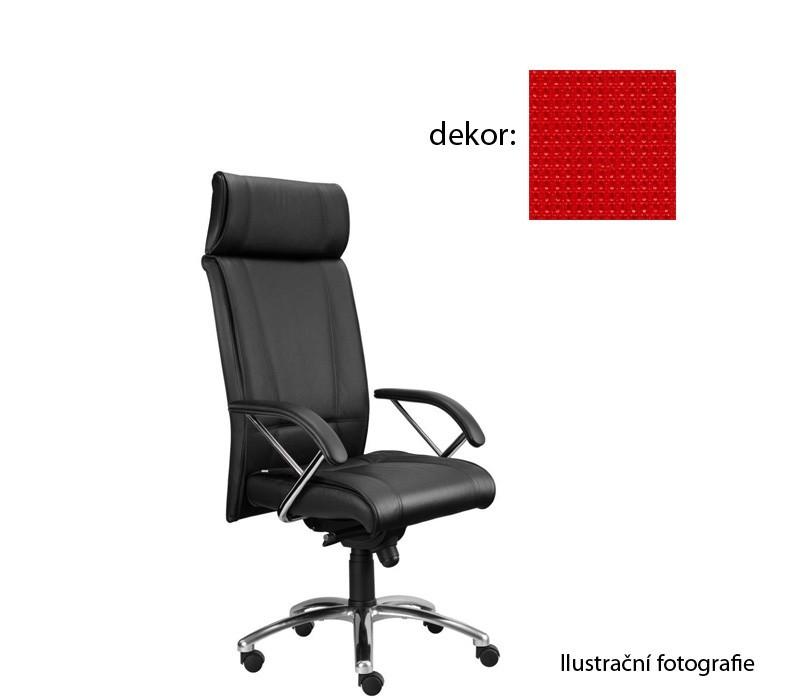 kancelářská židle Demos Boss - Kancelářská židle s područkami (pola 229)