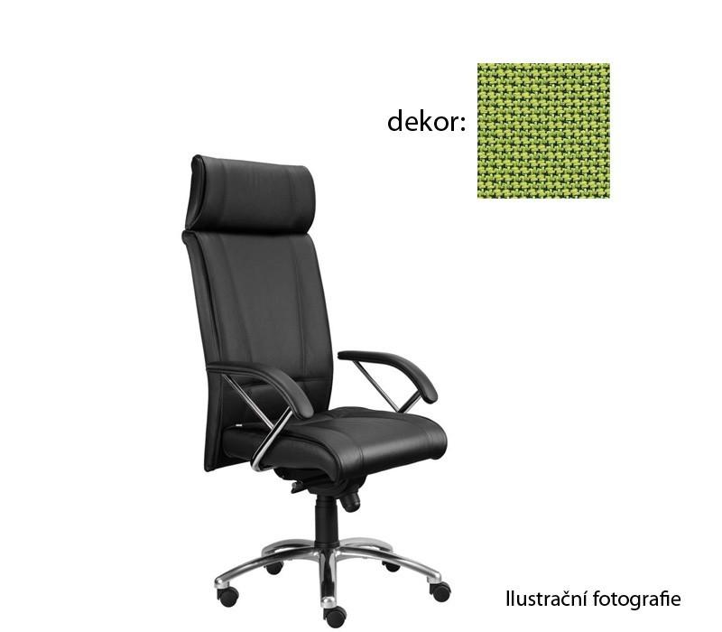 kancelářská židle Demos Boss - Kancelářská židle s područkami (rotex 22)