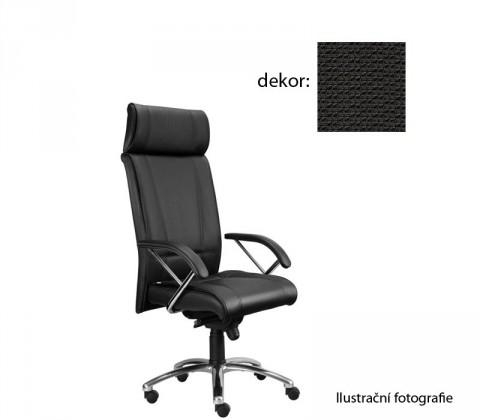 kancelářská židle Demos Boss - Kancelářská židle s područkami (rotex 8)