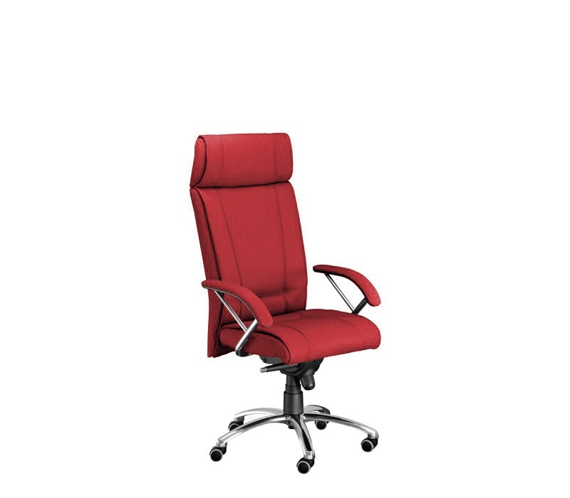 kancelářská židle Demos Boss - Kancelářská židle s područkami (suedine 2)