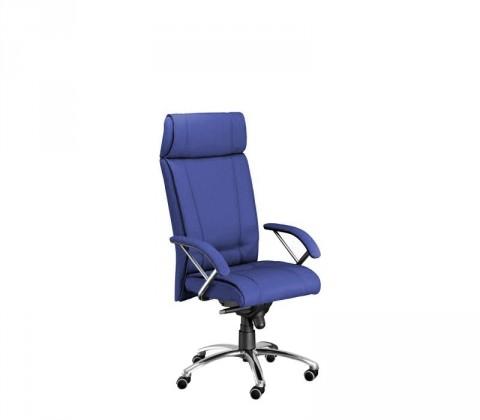 kancelářská židle Demos Boss - Kancelářská židle s područkami (suedine 7)