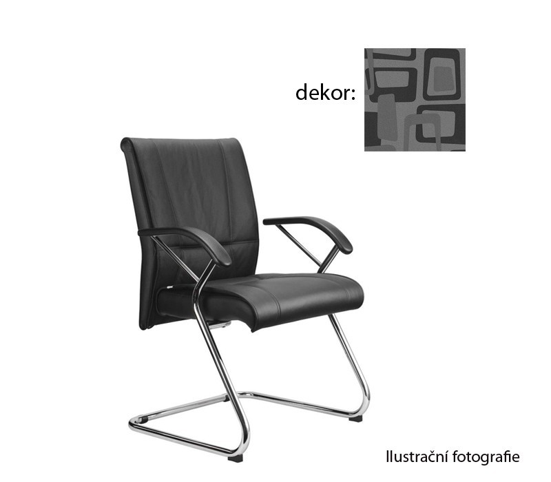 kancelářská židle Demos Medios - Kancelářská židle s područkami (norba 81)