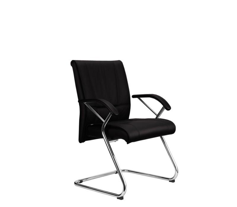 kancelářská židle Demos Medios - Kancelářská židle s područkami (suedine 1)