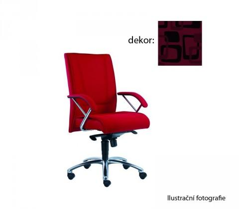 kancelářská židle Demos Prof - Kancelářská židle s područkami (norba 51)