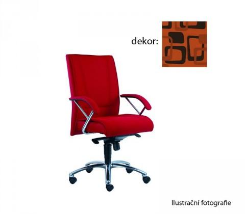 kancelářská židle Demos Prof - Kancelářská židle s područkami (norba 76)