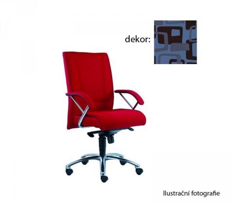 kancelářská židle Demos Prof - Kancelářská židle s područkami (norba 97)