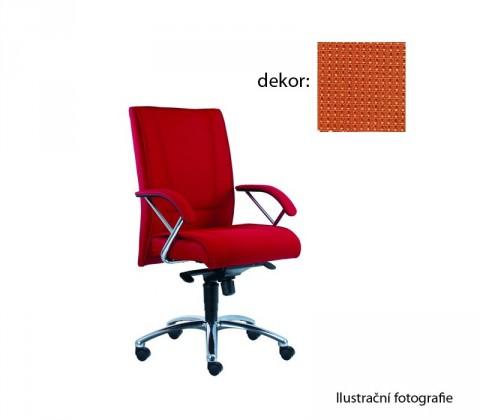 kancelářská židle Demos Prof - Kancelářská židle s područkami (pola 115)
