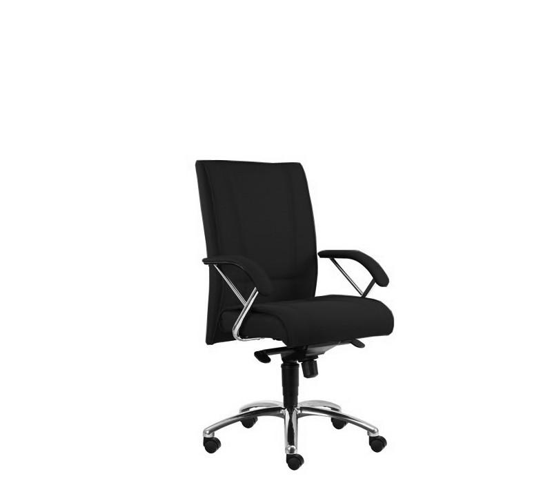 kancelářská židle Demos Prof - Kancelářská židle s područkami (suedine 1)