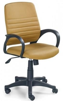 kancelářská židle Diaz (žluto-černá)