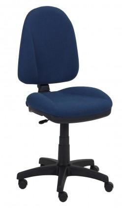 kancelářská židle Dona - bez područek, E-asynchro (potah - látka)