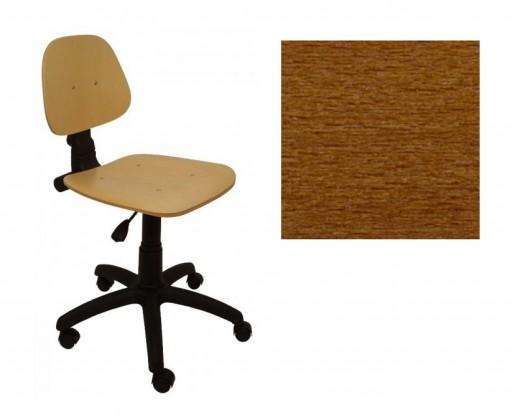kancelářská židle Eko (ořech)