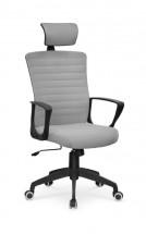 Kancelářská židle Emma, šedá
