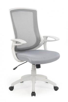 kancelářská židle Igor (Šedá/Krémová)