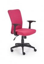 Kancelářská židle Laila, růžová