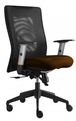kancelářská židle Lexa (alcatraz 847, sk.3)
