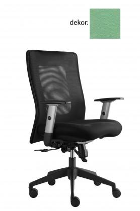kancelářská židle Lexa (koženka 89, sk.3)