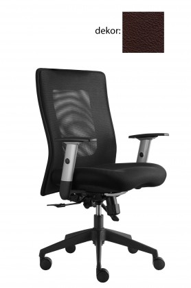 kancelářská židle Lexa (kůže 177, sk.5)