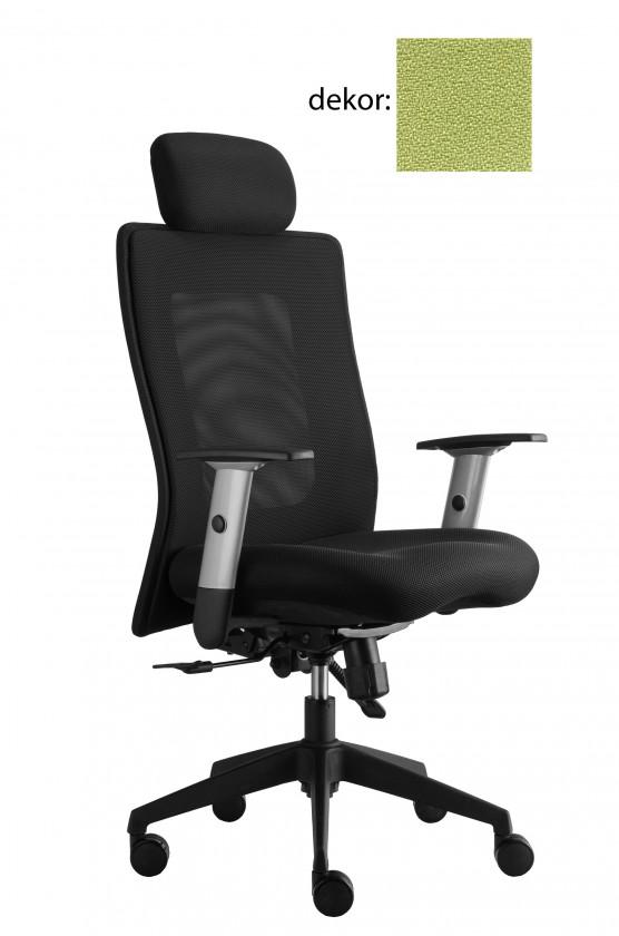 kancelářská židle Lexa s podhlavníkem (bondai 7032, sk.2)