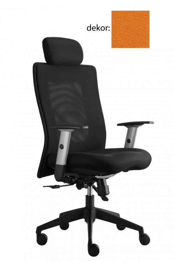kancelářská židle Lexa s podhlavníkem (fill 113, sk.1)