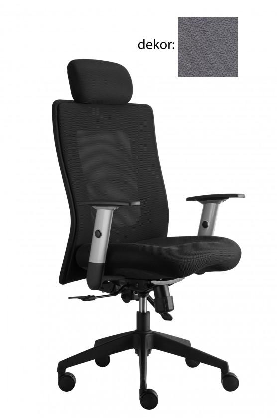 kancelářská židle Lexa s podhlavníkem (fill 38, sk.1)