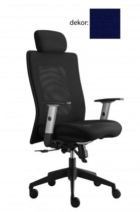 kancelářská židle Lexa s podhlavníkem (phoenix 100, sk.3)