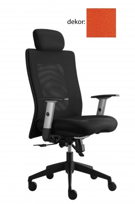 kancelářská židle Lexa s podhlavníkem (phoenix 113, sk.3)