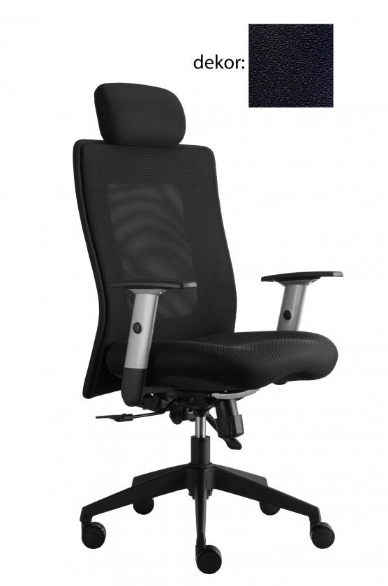 kancelářská židle Lexa s podhlavníkem (phoenix 9, sk.3)