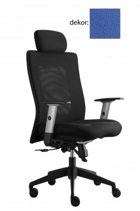kancelářská židle Lexa s podhlavníkem (phoenix 97, sk.3)