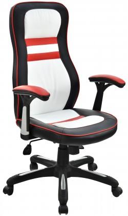 kancelářská židle Lionel - Kancelářské křeslo, mechanismus tilt, područky