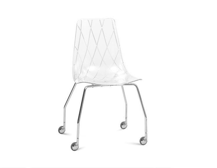 kancelářská židle Lynea-D - Kancelářská židle (bílá)