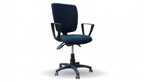 kancelářská židle Matrix šéf (černá)