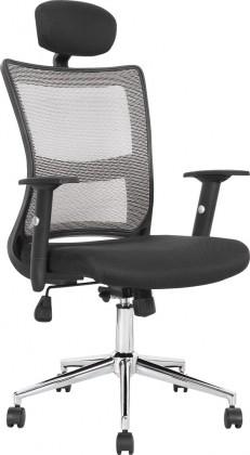 kancelářská židle Neon-Kancelářské křeslo, mechanismus tilt, podhlavník, područky
