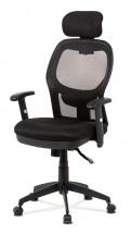 Kancelářská židle Nora černá