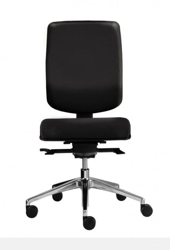 kancelářská židle Notio Boss - bez područek, synchro P (potah - syntetická kůže)